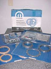 Dodge Jeep 44Re Automatic Transmission Master Rebuild Kit Mopar Factory Oem New