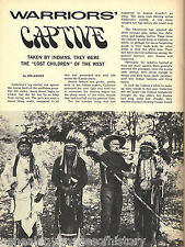 Kidnapped Captive of the Indians of the Old West