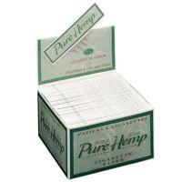 À Rouler Papier à Rouler Taille Extra Large Pur Chanvre Boîte de 50 Carnets