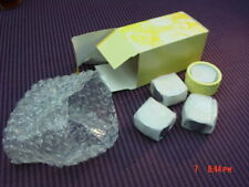 Avon Simple Pleasures Candle Holder 4 Tealights Yellow Unused Party or fun time