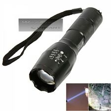 New Ultrafire Military Grade Tactical Flashlight LED 1600 LM 1300TL Style CH