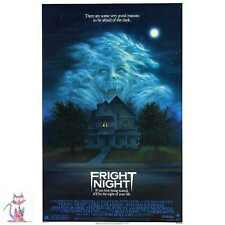 "Fright Night Giant Poster - 36""x24"" (#1484)"