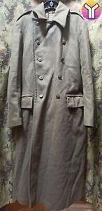 JNA Yugoslav Army - TYPE M55 - greatcoat trench coat, size 32