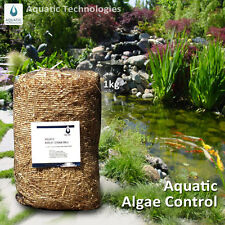 Prevent New Algae Growth in Dams & Ponds with Aquatic Barley Straw 1kg Bale