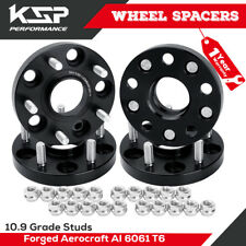 4X 20MM Toyota Hubcentric Wheel Spacers Adapters 5x4.5 5x114.3mm 12*1.5 Studs