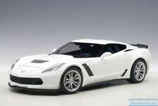 1:18 2014 Chevrolet Corvette C7 Z06 (artic white/silver rims) AUTOart 71261