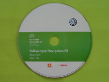 CD NAVIGATION FX ALPEN 2011 V3 VW RNS 310 TOURAN TIGUAN EOS CADDY SKODA AMUNDSEN