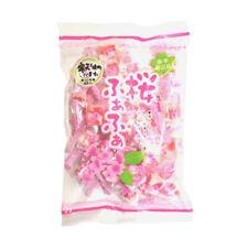 Tsuyamayaseika Sakura Flavor Agar-Agar Jelly Candy 寒天 & 桜 240g Spring Limit