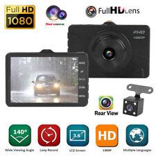 "V08 HD 1080P Loop Recording Dash Cam 3.6"" TFT LCD Screen Car DVR Video Camcorder"