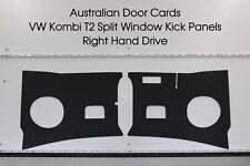 Volkswagen Kombi 1964-67 ABS Kick Panels VW Microbus Type 2. Right Hand Drive