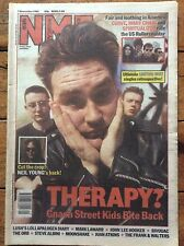 NME 7/11/92 Therapy? cover, Neil Young, Lush, John Lee Hooker, Big Black
