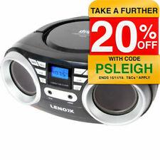 Portable CD Player - Lenoxx Electronics & Accessories