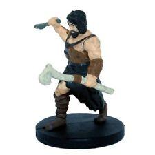 D&D Miniatures MONSTER MENAGERIE II - #033b Uthgardt Barbarian *Very Rare*