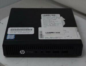 HP ProDesk 600 G2 Desktop Mini TPC-P055-DM Barebones PC SEE NOTES