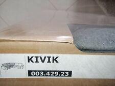 IKEA Kivik Bezug für Eckelement Borred graugrün  003.429.23  NEU OVP