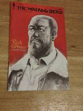 Image Comics Walking Dead #192 (SPECIAL COMMEMORATIVE ED)  by Robert Kirkman