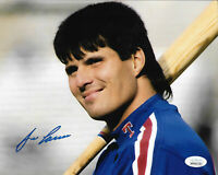 Jose Canseco Signed 8x10 Photo Oakland Athletics JSA COA MLB Autographed A's 4