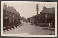Postcard High Hawsker near Whitby Yorkshire early view of village RP