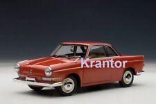 1:18 AUTOart 70652 BMW 700 Sport Coupe 1961 spanishred NEU RAR