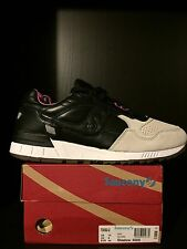 "2012 Solebox x Saucony Shadow 5000 ""Grey Devil"" - US Size 10 - RARE DEADSTOCK"