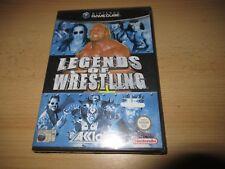 Legends of Wrestling Nintendo GameCube new sealed pal version