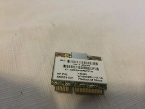 HP Touchsmart 310-1033 Wireless WIFI Card RT3090 588551-001