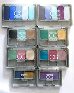 Outdoor Girl by Max Factor Eyeshadow Palette Pick A Shade Mono Duo Trio