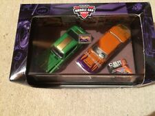 HOT WHEELS Car Craft '69 Olds 442 HO & '63 Plymouth 426 Max Wedge 1:64 NIB