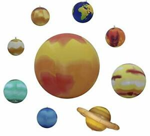 Replogle Inflatatable Solar System 10 Pieces