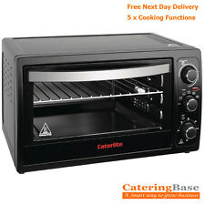 Caterlite CM272 Mini Oven with Rotisserie function 38 Ltr @ Next Day Delivery