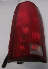 1998 GMC Suburban K1500 5.7L 4x4 Left Rear Tail light Combo Lamp 16506349