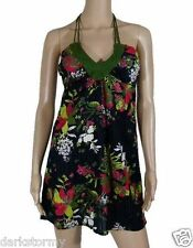 """BRAND NEW WITH TAGS ROXY LADIES """"MORGAN LEFAY"""" DRESS (BLACK) SIZE 12 RRP $70"""