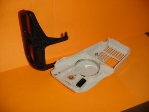 SIDE BRAKE COVER COMPLETE ASSEMBLY FITS STIHL CHAINSAW 020 020T MS200 MS200T