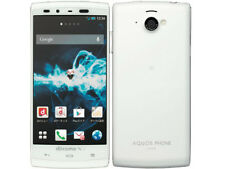 SHARP SH-07E AQUOS PHONE SI MINI COMPACT ANDROID SMARTPHONE UNLOCKED NEW WHITE