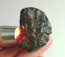 232Ct Natural Garnet Rhodolite Facet Rough Specimen YWE2674