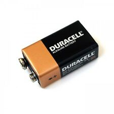 12 x Duracell 9V Batteries . . bateries battery MN1604 6LR61