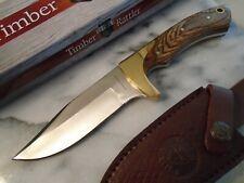 """Timber Rattler Tumbleweed Hunter Skinner Bowie Knife Full Tang TR102 10.2"""" New"""