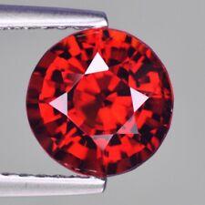 1.98ct Natural Red Spessartine Garnet