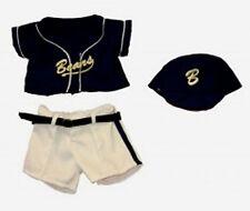 "Teddy Bear Costume Baseball Uniform Clothes Fit 14""-18"" Build-a-bear !New!"