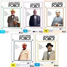 Agatha Christie: Poirot - Series 3-8 - Region Free