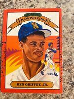 Ken Griffey, JR 1989 DONRUSS CardExcellent Condition