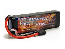 11.1V 6000mAh 45C-90C LiPo Battery Pack Traxxas E-Revo 2.0 Brushless Slash VXL