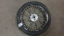 1973 Honda CB350 CB 350 H1088' front wheel rim 18in for disc brake