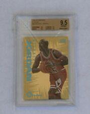 1994-95 Emotion N-TENSE Michael Jordan BGS 9.5 Gem MINT 3 of 10