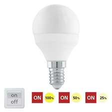 LED Leuchtmittel EGLO E14 6W/470lm dimmbar ohne Dimmer