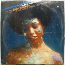 CANNONBALL ADDERLEY Soul Zodiac 1972 JAZZ Sealed LP Rick Holmes NAT Axelrod