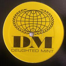 """Delighted Mint – Higher Elevation - Vinyl, 12"""" - Japan - 2000 -  Hip Hop - NM"""