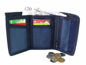 Unisex New Canvas Wallet Coin Pouch Credit Card Holder Sports Rippa Style