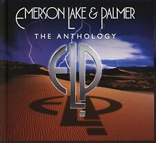 Emerson, Lake & Palmer - Anthology [New CD] Hong Kong - Import