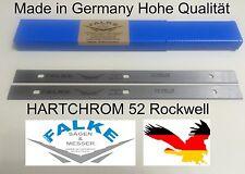 Elektra Beckum HC260M HC260C/K 2 Stück Hobelmesser Wendemesser Hohe Qualität